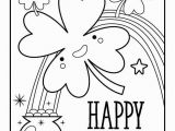 St Patrick S Day Coloring Pages for Adults Patrick Coloring Pages Beautiful Kids Coloring Page Simple Color