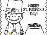 St Patrick S Day Leprechaun Coloring Page 112 Best St Patricks Coloring Pages Images On Pinterest