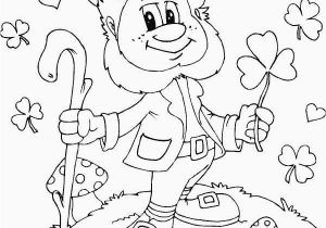 St Patrick S Day Leprechaun Coloring Page 26 New St Patrick Coloring Page Concept