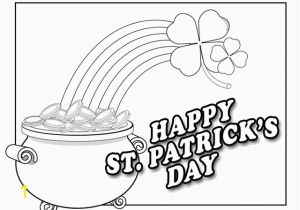 St Patrick S Day Rainbow Coloring Pages 12 St Patrick S Day Coloring Pages to Print Out for Kids – Sheknows
