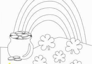 St Patrick S Day Rainbow Coloring Pages St Patrick Day Coloring Pages Free Inspirational Fine Fun Activity