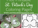 St Patrick's Day Coloring Pages Printable Color Pages Coloring Pages for St Patrick039s Day Fathers