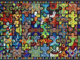 Stained Glass Wall Mural Amuzapalooza Altered Canvases