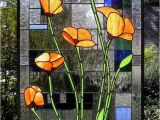 Stained Glass Wall Mural Pin On Stained Glass Floral Ii