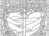 Stained Glass Window Coloring Pages 1391 Best Creative Haven Coloring Pages by Dover Images
