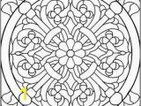 Stained Glass Window Coloring Pages 45 Simple Stained Glass Patterns Guide Patterns