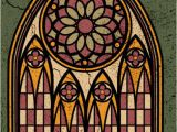Stained Glass Window Coloring Pages Stained Glass