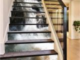 Stair Riser Murals 3d River Turbulent 751 Stair Risers Pound Ideas In 2019