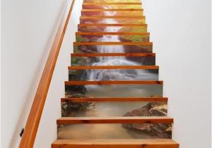 Staircase Wall Mural Ideas I Love This Staircase Art Free Shipping