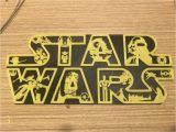 Star Destroyer Wall Mural Star Wars Logo Mural by Novakvlast