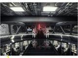 Star Destroyer Wall Mural Star Wars Zerstörer Deck 2 54m X 368cm Wandbild Star Wars