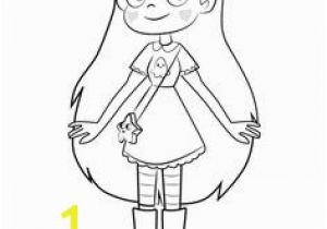 Star Vs the forces Of Evil Coloring Pages Star Vs the forces Of Evil Coloring 9 Star butterfly Fingers