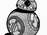 Star Wars Adult Coloring Pages Free Printable Star Wars Bb 8 Coloring Page Recipes