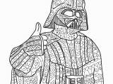 Star Wars Coloring Pages Darth Vader Darth Vader Star Wars Coloring Page Adult Coloring Door