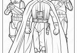 Star Wars Coloring Pages Darth Vader Printable Star Wars Darth Vader Coloring Pages