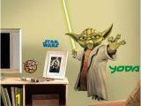 Star Wars Murals for Bedrooms Yoda Clone Star Wars Mural Carver S Room Pinterest