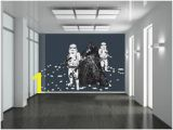 Star Wars Room Murals 25 Best Wall Mural Images