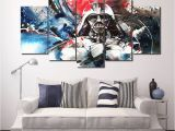 Star Wars Room Murals Awesome Ideas Star Wars Wall Decor