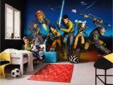 Star Wars Room Murals Прекрасные Star Wars фотообои от Komar Products из Германии