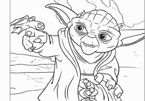 Star Wars the Clone Wars Coloring Pages Online Cute Yoda Coloring Pages