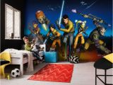 Star Wars Wall Murals Wallpaper Star Wars Rebels Photo Wallpaper