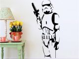 Star Wars Wall Murals Wallpaper Star Wars Wall Decals Silhouette Diy Home Decoration Mural
