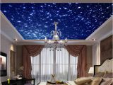 Starry Night Wall Mural Starry Sky 1 Aj Wallpaper
