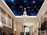 Starry Sky Wall Mural Custom 3d Wall Murals Wallpaper for Living Room Kids Room