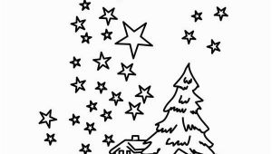 Stars In the Sky Coloring Pages Clear Winter Night Sky with Million Of Stars Coloring Page