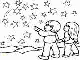 Stars In the Sky Coloring Pages Night Sky Coloring Pages Page Image Clipart Grig3