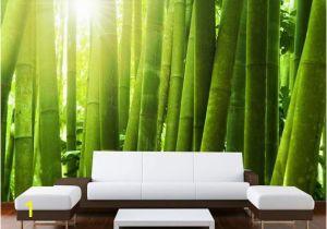 Startonight 3d Mural Wall Art Mural Wall Art Decor Green Bamboo Startonight 8 Feet 4 Inch by 12 Feet