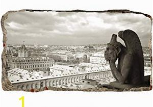 Startonight 3d Mural Wall Art Startonight 3d Tapete Statuen In Paris Wandmalerei Bild An
