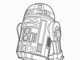Starwars Coloring Pages for Kids R2 D2 Coloring Page From the New Star Wars Movie the force