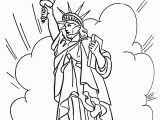 Statue Of Liberty Coloring Pages for Kindergarten Girl Scout Law and Promise Coloring Pages