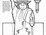 Statue Of Liberty Coloring Pages for Kindergarten Statue Of Liberty Activities Scholastic Printables