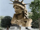 Statue Of Liberty Wall Mural Statue Of Liberty In Paris 1878
