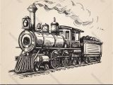 Steam Train Wall Mural Pin by H Gene Hall On Trains