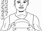 Stephen Curry Coloring Pages to Print Steph Curry Coloring Pages Free