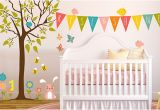 Stick On Wall Murals for Nursery Nursery Wall Decals & Kids Wall Decals