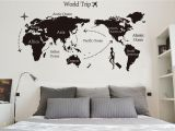 Stick On Wall Murals Vinyl Chalkboard Wall Sticker New Palm Tree Wall Decals Unique 1
