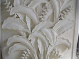 Stone Mural Designs source Relief Wall Carving with Heliconia Design On Mibaba