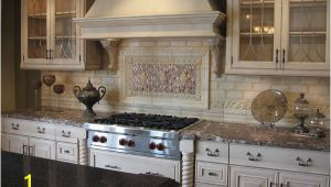 Stone Murals for Backsplashes Kitchen Backsplashes
