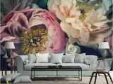 Stone Roses Wall Mural Helen Bankers Mural by Back to the Wall … Home