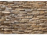 Stone Wall Mural Wallpaper Vlies Fototapete Noble Stone Wall Braun Anreihbar Steinwand Tapete Steinoptik Stein Wand Wall