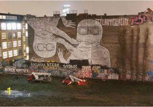 Stranger Things Wall Mural Blu Murals are Gone Biggest Streetart Icon Of Berlin Got