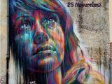 "Stranger Things Wall Mural Sema Lao ""colored Emotions"""