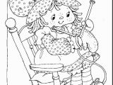 Strawberry Shortcake Cartoon Coloring Pages Strawberry Shortcake Cartoon Coloring Pages