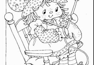 Strawberry Shortcake Doll Coloring Pages Strawberry Shortcake Cartoon Coloring Pages