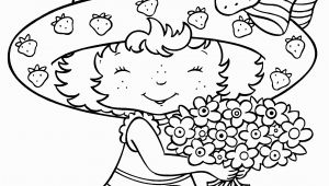 Strawberry Shortcake Free Coloring Pages to Print Strawberry Shortcake Coloring Pages Bestofcoloring