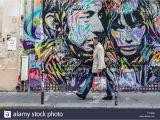 Street Art Wall Mural Street Art Fassade Von Serge Gainsbourg S House Rue De